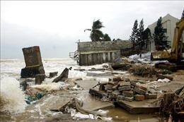 Xây dựng chiến lược tăng khả năng chống thảm họa thiên nhiênven biển