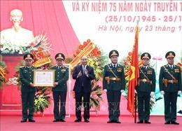 Thủ tướng dự Lễ kỷ niệm 75 năm Ngày Truyền thống Tổng cục Tình báo Quốc phòng