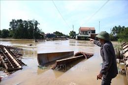 Hà Tĩnh: 6 người tử vong trong mưa lũ