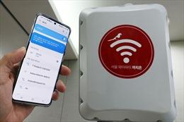 Triển khai dịch vụ wifi công cộng miễn phí tốc độ caotại Seoul, Hàn Quốc