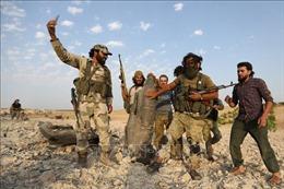 Nhóm phiến quân Faylaq al-Sham chịu thiệt hại nặng nề sau không kích của Nga