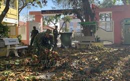 Đà Nẵng khẩn trương hỗ trợ người dân, vệ sinh môi trường