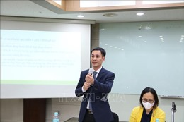 Hội thảo phổ biến quy định mới đối với lao động Việt Nam tại Hàn Quốc