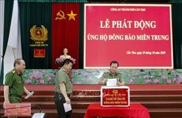 Chia sẻ khó khăn với người dân miền Trung