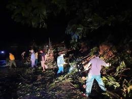 Tìm kiếm 53 người mất tích trong sạt lở đất nghiêm trọng tại Quảng Nam