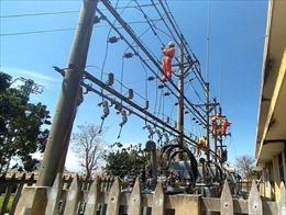 Cam kết toàn tỉnh Quảng Ngãi có điện trở lại trong 4 ngày tới
