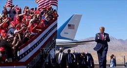 Bầu cử Mỹ 2020: Hai ứng cử viên thúc đẩy các hoạt động vận động cử tri