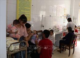 Bệnh nhi nhập viện tăng cao tại Yên Bái lúc giao mùa