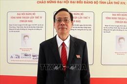 Sớm triển khai nghị quyết Đại hội Đảng bộ để đưa Ninh Thuận phát triển nhanh