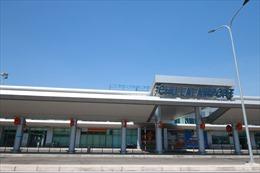 Khai thác trở lại sân bay Chu Lai sau hơn 2 ngày đóng cửa do bão số 9