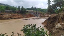 Sạt lở tại Phước Sơn, Quảng Nam: Lực lượng cứu nạn nỗ lực tiếp cận hiện trường