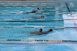Đồng Tháp: Huyện Thanh Bình đoạt giải nhất Hội thi bơi, lặn và cứu người bị đuối nước