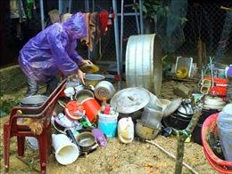 Nghệ An tập trung khắc phục hậu quả mưa lũ