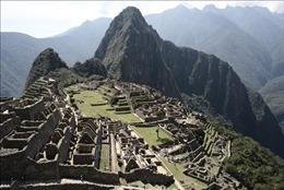 Thánh địa Machu Picchu mở cửa trở lại cho khách tham quan