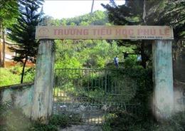 Phản hồi thông tin của TTXVN: Yêu cầu chủ đầu tư thủy điện đền bù, di dời trường họctrong lòng hồ thủy điện