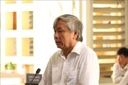Nguyên Giám đốc Sở Y tế Long An bị tuyên phạt 3 năm tù