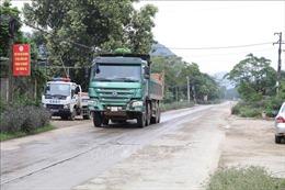 Ninh Bình lập lại trật tự an toàn giao thông trên đường Ngô Thì Sỹ