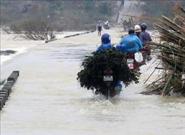 Chính phủ xác định nhiệm vụ cấp bách và lâu dài ứng phó bão lũ tại miền Trung