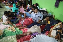 Bão Eta gây thiệt hại lớn tại Nicaragua và Honduras