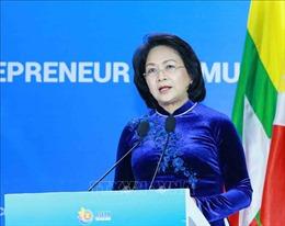 Nữ doanh nhân ASEAN đoàn kết, chủ động ứng phó với đại dịch COVID-19 và biến đổi khí hậu