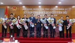 Lào Cai kiện toàn bộ máy Hội đồng nhân dân, Ủy ban nhân dân