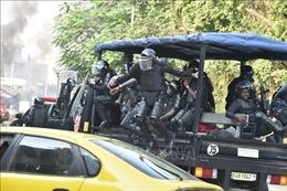 Đụng độ sau bầu cử tại Côte d'Ivoirekhiến ít nhất 6 người thiệt mạng