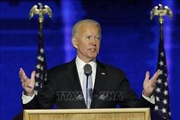 Bầu cử Mỹ 2020: Các nhà lãnh đạo Liên hợp quốc chúc mừng ông Joe Biden
