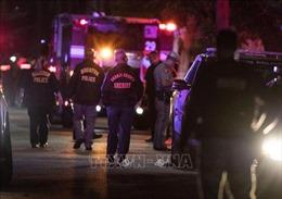 Mỹ: Liên tiếp xảy ra 6 vụ nổ súng khiến nhiều người thương vong