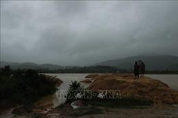 Các hộ dân vùng lòng hồ Krông Pách Thượng được di dời đến nơi an toàn