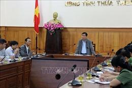 Thừa Thiên - Huế: Sẵn sàng hỗ trợ người dân khi nước lũ dâng cao