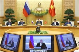 Việt Nam - LB Nga: Chung tầm nhìn về phát triển quan hệ Đối tác chiến lược toàn diện