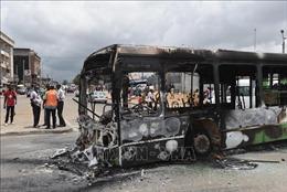 Hàng chục người thiệt mạng trong các vụ đụng độ liên quan bầu cử tạiCôte d'Ivoire
