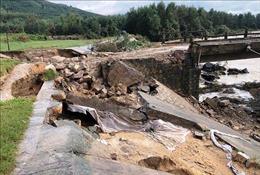 Bộ GTVT kiến nghị Chính phủ hỗ trợ gần 800 tỷ đồng khắc phục hậu quả bão lũ