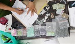 Triệt phá một lòsản xuất ma túy số lượng lớn
