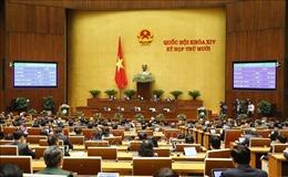 Quốc hội thông qua Luật Bảo vệ môi trường (sửa đổi)