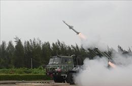 Ấn Độ tiếp tục thử thành công hệ thống tên lửa phòng không mới QRSAM