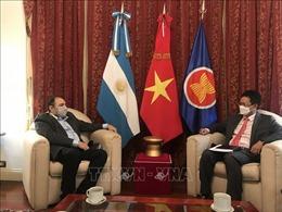 Thúc đẩy hợp tác giữa Đài Tiếng nói Việt Nam và Đài phát thanh Quốc gia Argentina