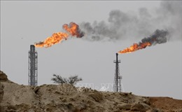 Giá dầu thế giới diễn biếntrái chiều