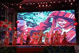 Khai mạc Triển lãm 'Du lịch qua các miền di sản văn hóa Việt Nam năm 2020'