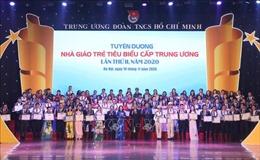 Phó Thủ tướng Trương Hòa Bình: Giáo viên hãy là người tiên phong đổi mới căn bản, toàn diện nền giáo dục