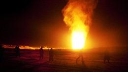 IS nhận là thủ phạm vụ tấn công đường ống dẫn khí đốt của Ai Cập
