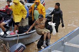 Các nước Trung Mỹ chạy đua với thời gian tìm kiếm người mất tích sau bão Iota