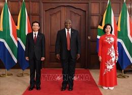 Nỗ lực tăng cường 'đối tác vì hợp tác và phát triển'Việt Nam - Nam Phi