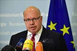 Bộ trưởng Kinh tế Đức tự cách ly sau khi có nhân viên dương tính với virus SARS-CoV-2