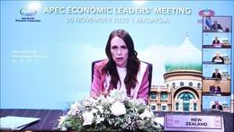 AELM thông qua Tầm nhìn APEC Putrajaya 2040