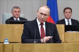 Tổng thống Nga đề xuất hợp tác đấu tranh với tội phạm mạng và thiết lập 'hành lang xanh'