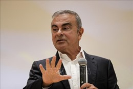 Nhật Bản phản đối ý kiến của chuyên gia LHQ về việc bắt giữ cựu Chủ tịch Nissan