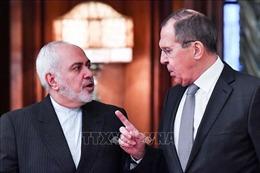 Ngoại trưởng Nga, Iran điện đàm về các vấn đề nóng ở Trung Đông