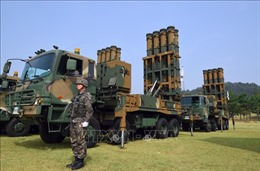 Hàn Quốc sản xuất hàng loạt tên lửa đất đối đất chiến thuật mới