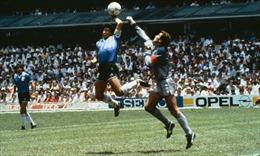 Nhìn lại hai bàn thắng lịch sử của Diego Maradona vào lưới tuyển Anh ở World Cup 1986